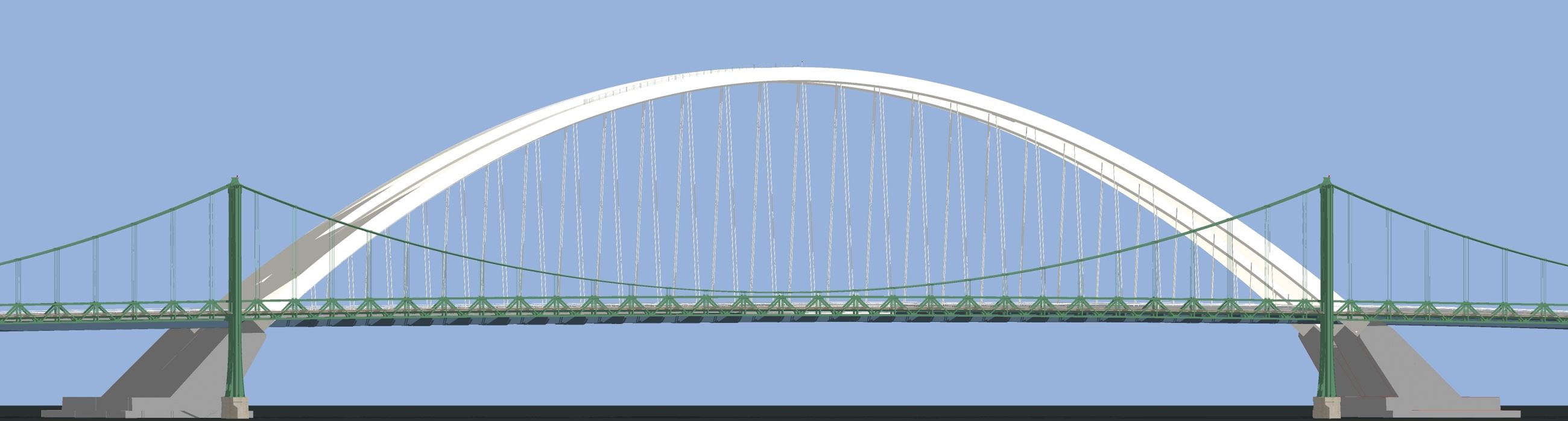 Bridge Elevation Comparison