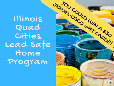 Illinois Quad Cities Lead Safe Home Program - Website Image