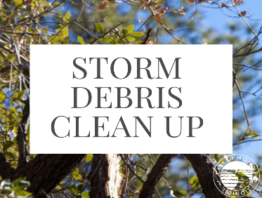 Storm Debris Clean-Up