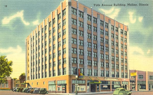 5th Avenue Building