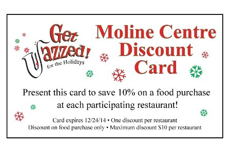 Get Jazzed Discount Card