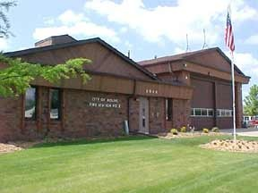 Moline Fire Dept Station 2