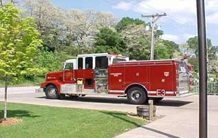 Moline Fire Dept Engine 13