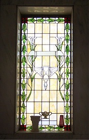 Chapel Mausoleum Window