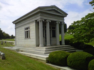 Stephen's Mausoleum