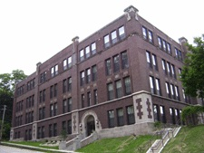 Old Moline High School