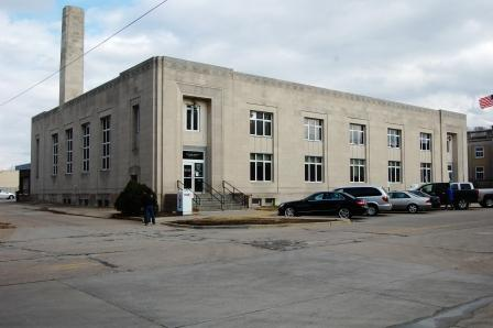 original Moline post office