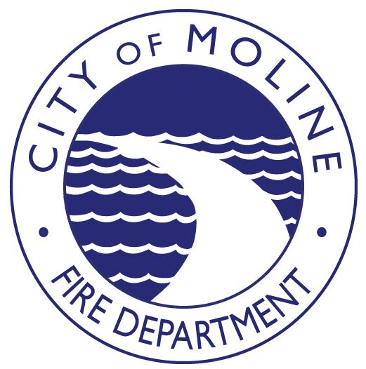 City of Moline Fire Logo